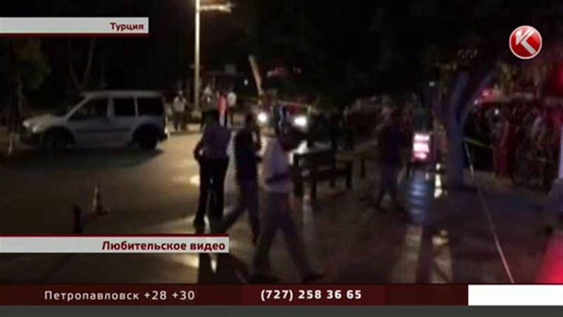 Во время взрыва в Анталье пострадали не казахстанцы