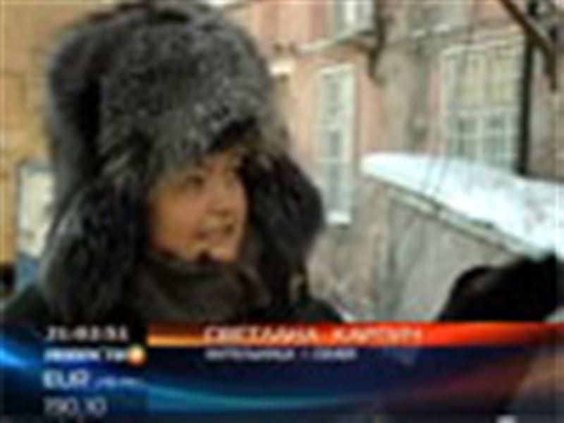 Жители Семея замерзают в собственных квартирах