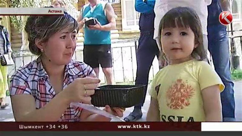 Граждане России и Кыргызстана живут в центре Астаны из-за неправильных штампов