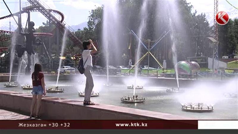 В Казахстане будет очень жарко