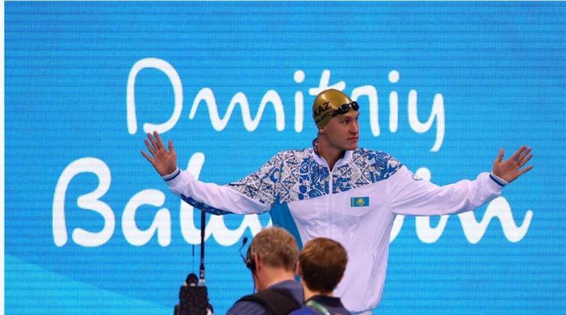 Дмитрий Баландин завоевал золото!