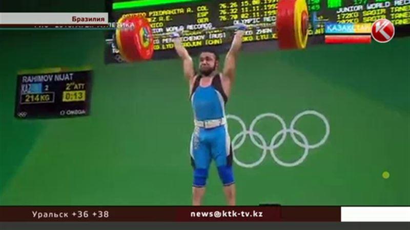 Нижат Рахимов завоевал первое олимпийское золото Казахстана в Рио