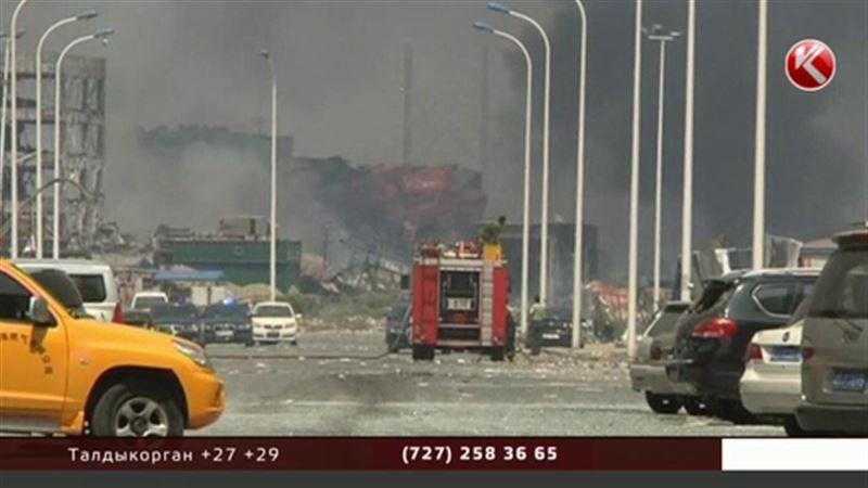 Очередная промышленная авария в Китае – взрыв на электростанции