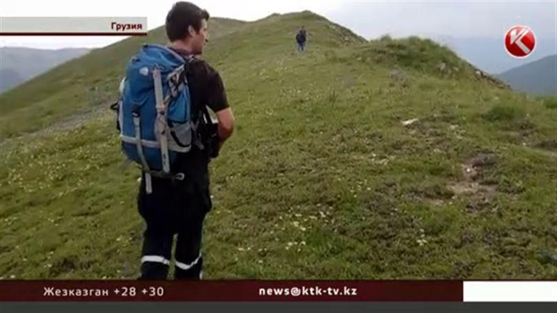Казахстанского туриста в Грузии ищут и волонтеры из России и Украины