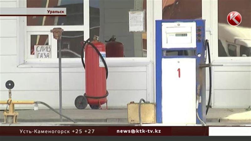 Газ на уральских заправках не появился даже после повышения его цены