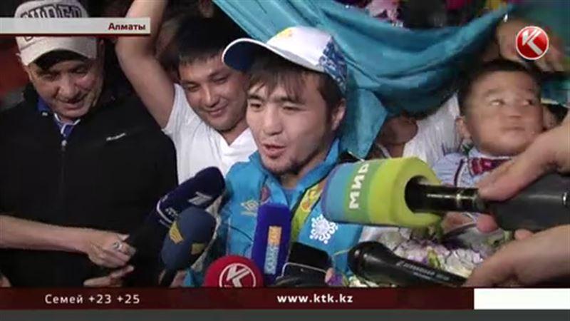 Дзюдоист Сметов посвятил победу стране и президенту
