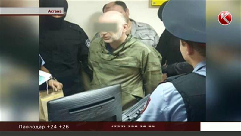Заложницы астанинского грабителя вернулись к работе