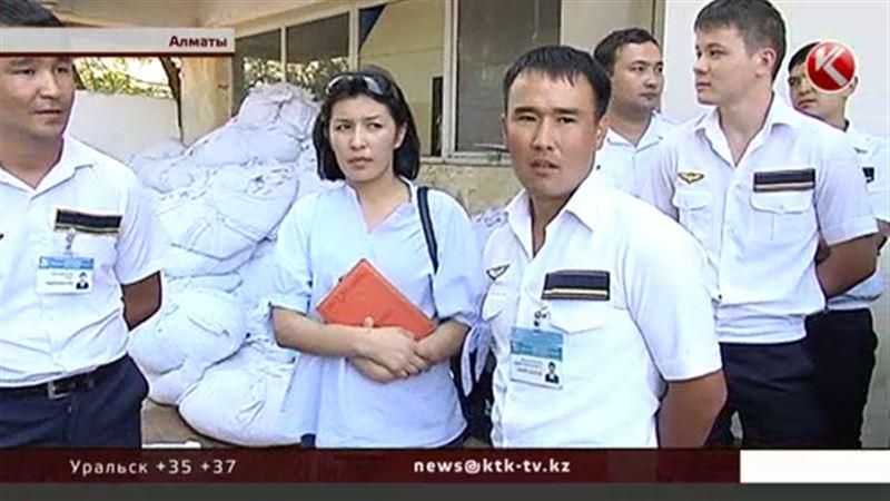 Проводники «Тальго» протестуют против начальства