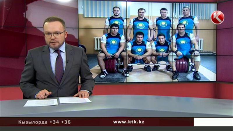 Казахстанские штангисты не боятся годичной дисквалификации