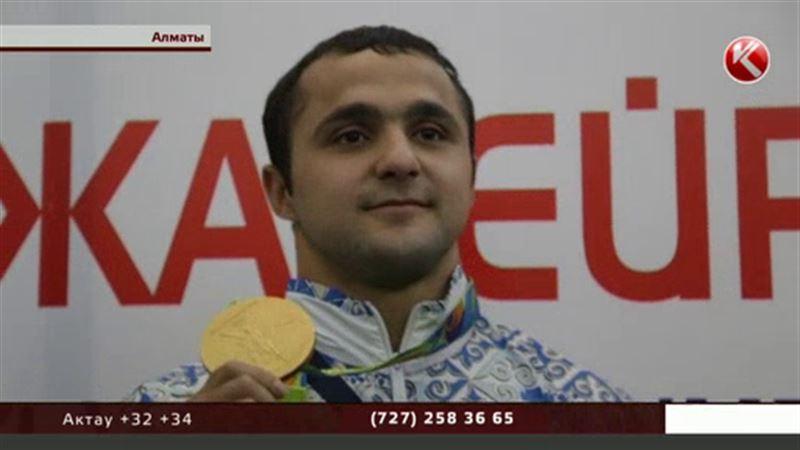 В Казахстан приехали 17 олимпийских медалей