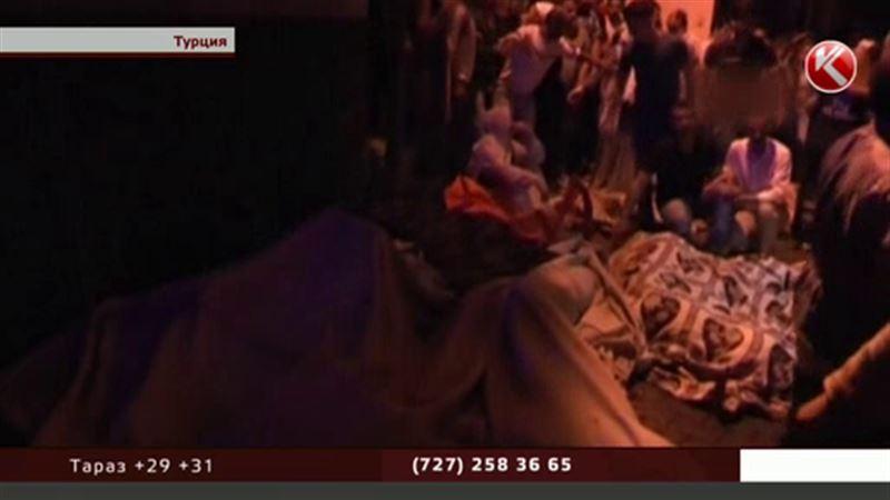 Личность смертника, взорвавшегося на турецкой свадьбе, не установлена
