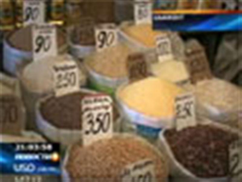 Резкий скачок цен на самые главные продукты питания зафиксирован в нескольких регионах Казахстана