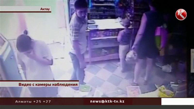 Обнародовано видео с возможным насильником 6-летней девочки