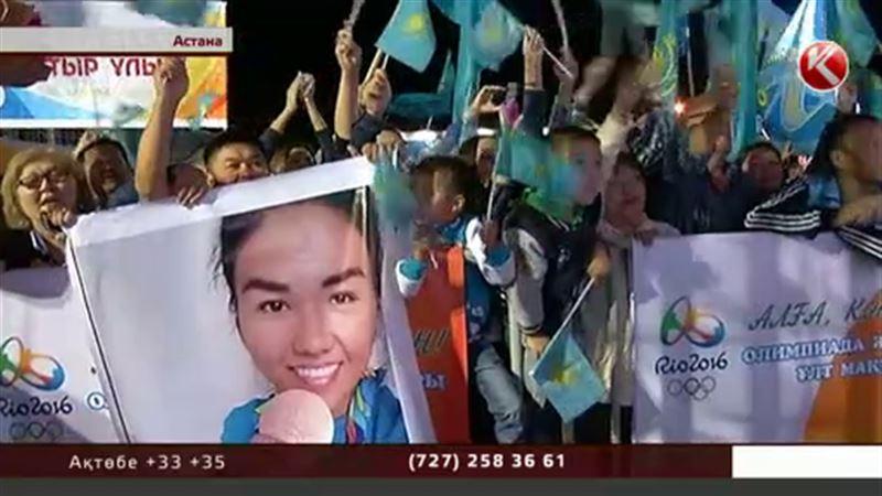 Риода топ жарған спортшыларға қымбат джип пен элиталық пәтер сыйға берілді