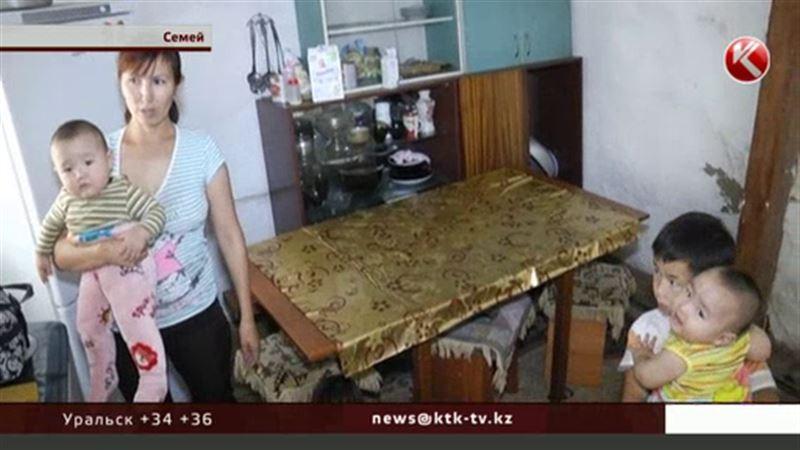 Мать-одиночка и ее пятеро детей живут в доме, который скоро рухнет