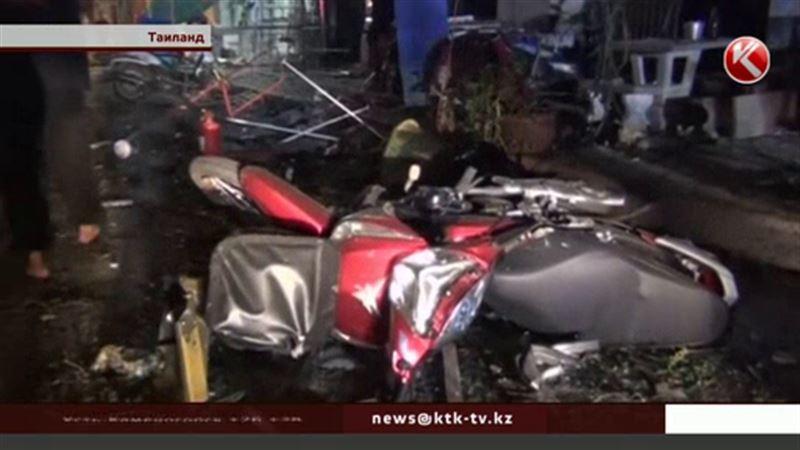 Взрывы на курорте в Таиланде: казахстанцы не пострадали