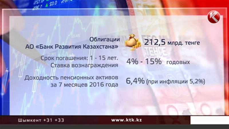Казахстанцы узнали, на что пойдут их пенсионные сбережения