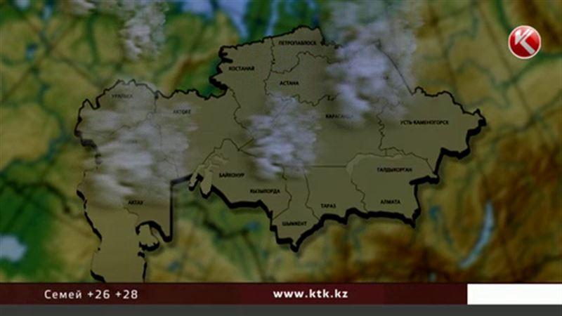 Погода в Казахстане стремительно изменится