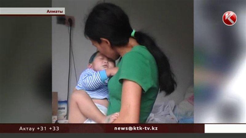 Мать избитого няней малыша рассказала жуткие подробности