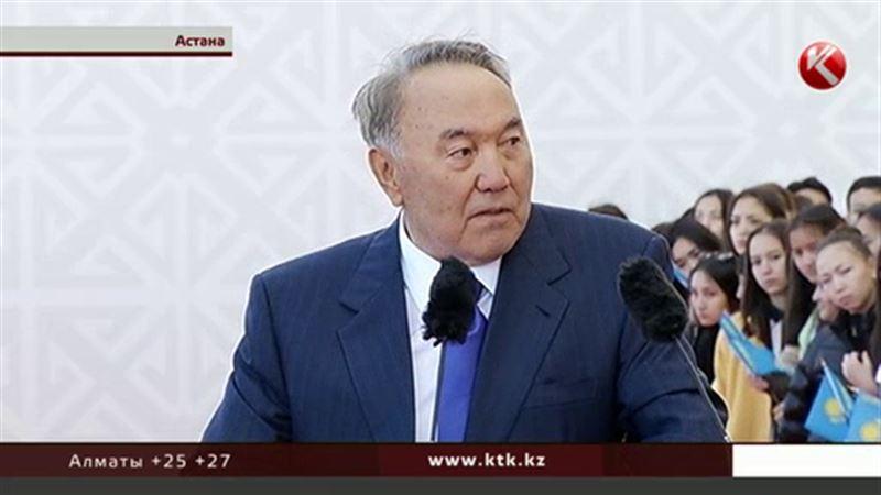 Назарбаев дал напутствие будущим балеринам
