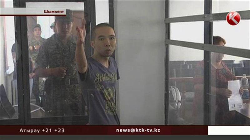 Таксиста, убившего отверткой студентку, осудили в Шымкенте