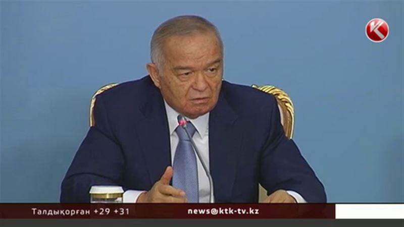 Өзбекстан Ислам Кәрімовты жерлеуге әзірленіп жатыр