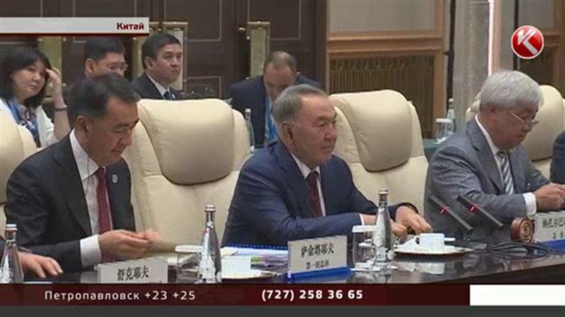 Назарбаев прибыл в Китай и уже встретился с Си Цзиньпином