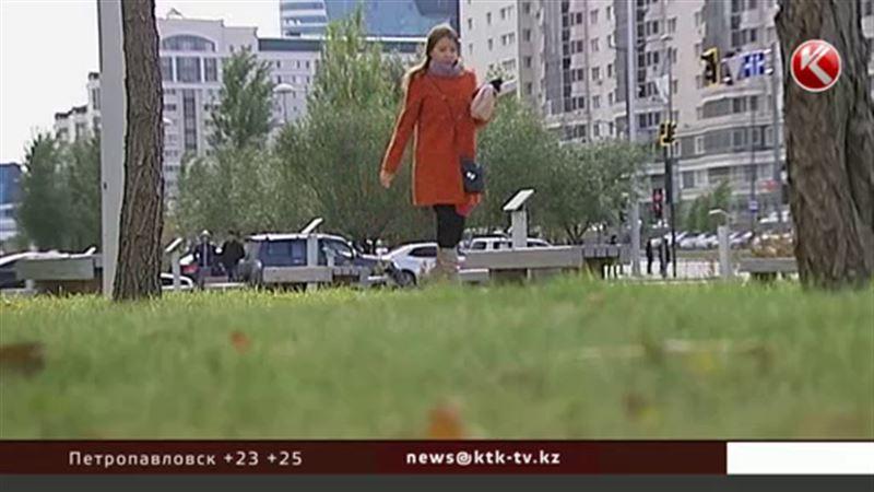 Капризную осень обещают казахстанцам синоптики