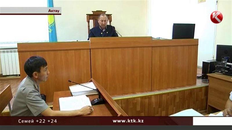 В Актау судят руководителей учений, во время которых погибли морские пехотинцы