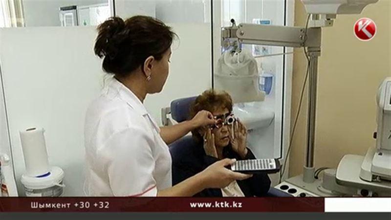 Астанада шетелдің танымал хирургтары жұртқа ем көрсетіп жатыр