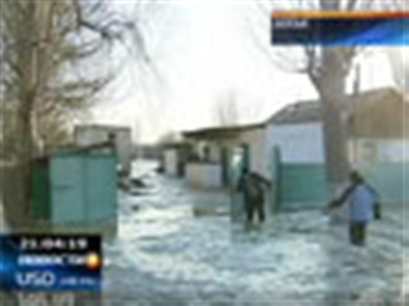 По факту наводнения в селе Шарын Алматинской области возбуждено уголовное дело