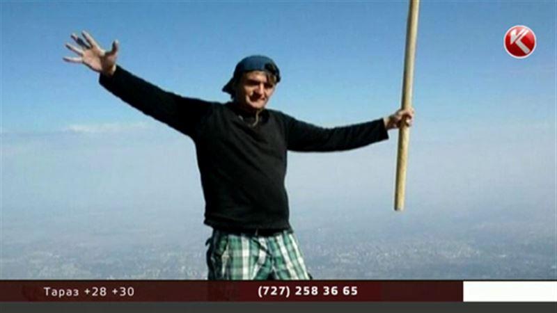 Погода мешает поискам мужчины, потерявшегося в горах Алматы