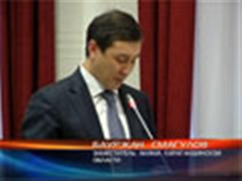Аким замерзшего Приозерска уволен с занимаемой должности