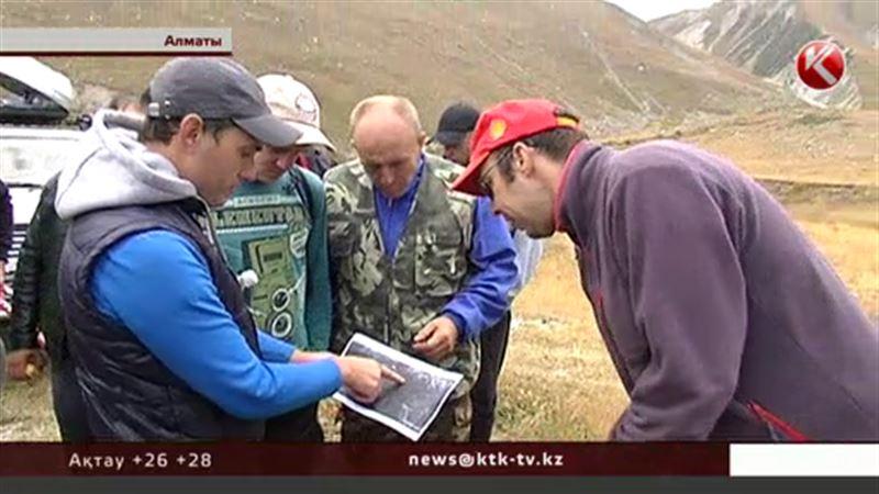 Алматыда табылған турист адасып кеткен