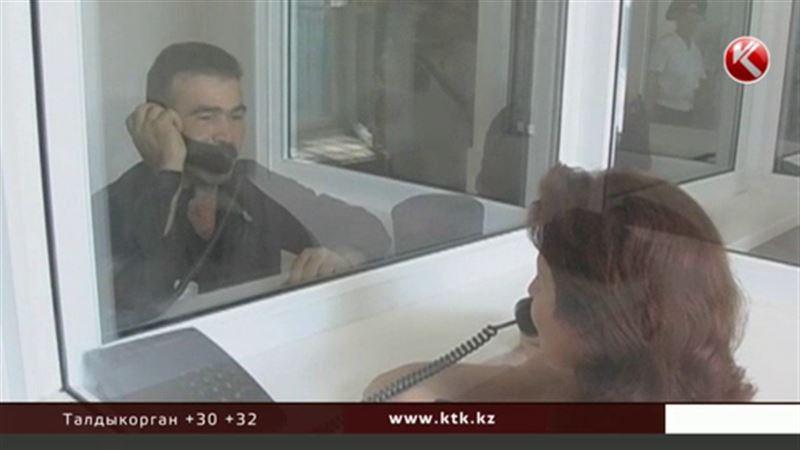 Казахстанские зэки и их родственники будут общаться по Skype