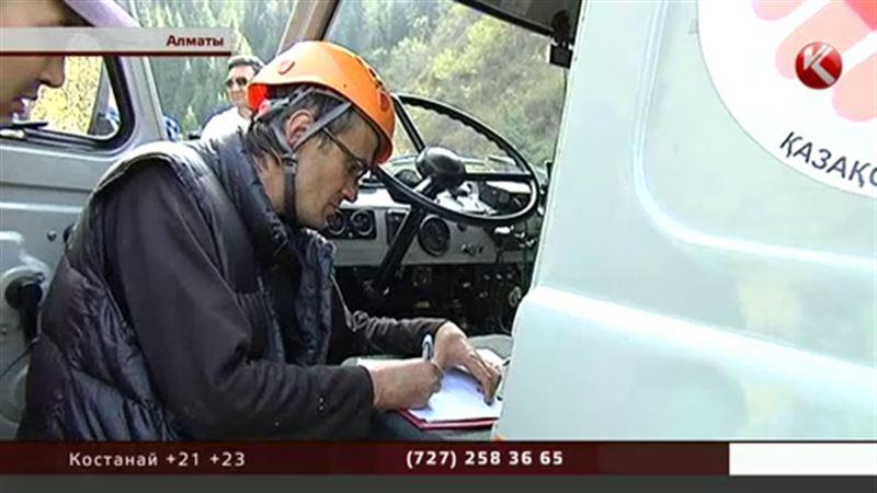 Пропавший в горах Алматы мужчина рассказал, как ему удалось выжить