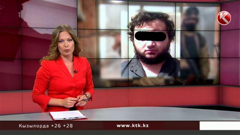Казахстанец, вербовавший боевиков, задержан в Бишкеке