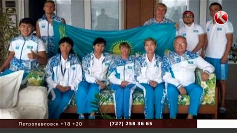 Одиннадцать паралимпийцев представляют Казахстан на Играх в Рио