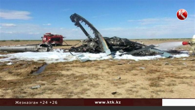 Члены спецкомиссии рассказали, как идет расследование крушения Ми-8