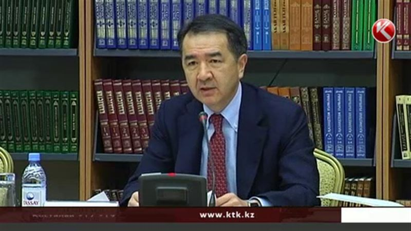 Бақытжан Сағынтаев премьер-министр болып тағайындалды