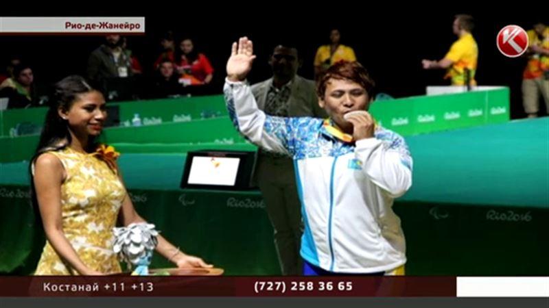 Игры сильных людей: казахстанские паралимпийцы продолжают удивлять