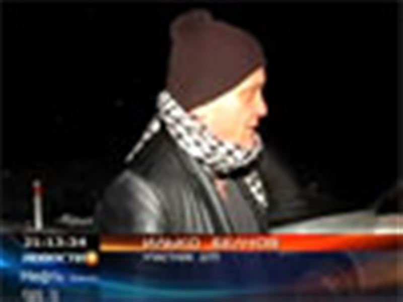 В Акмолинской области автомобиль жителя Болгарии врезался в локомотив