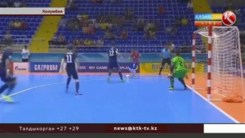Сенсационную победу одержали казахстанские футболисты