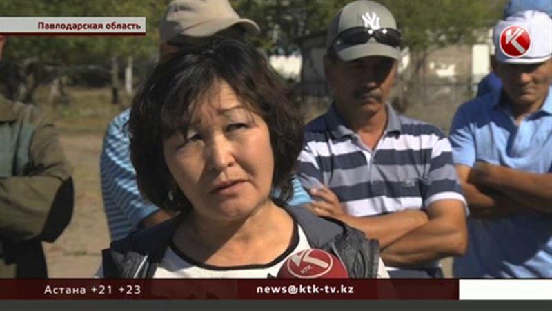 Из-за конфликта с жителями  приозерных сел спецназовцев отстранили от работы