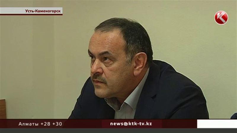В Усть-Каменогорске судят главу облздрава