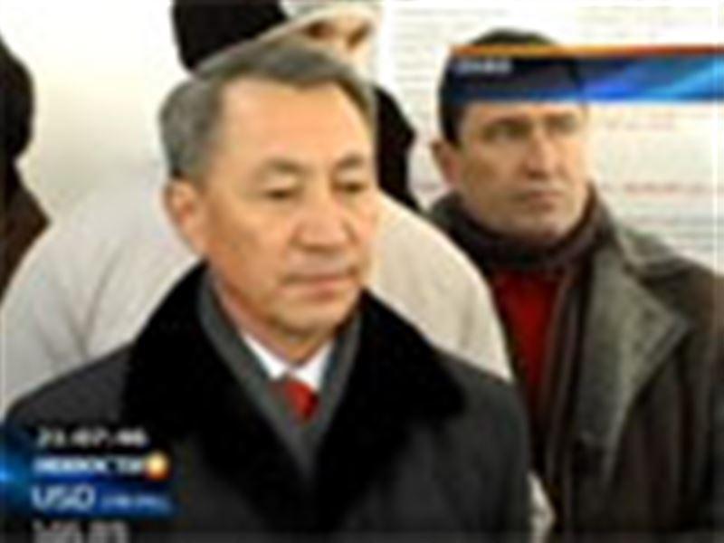 После скандала с теплоснабжением премьер Масимов приказал уволить с должности руководителя Семея