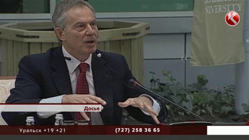 Тони Блэр, возможно, продолжит консультировать казахстанское правительство