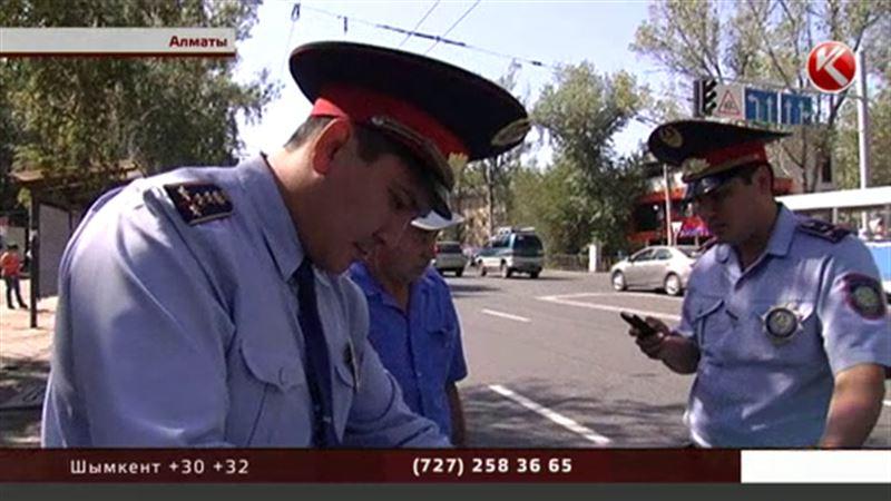 Водителей автобусов оштрафовали на миллион тенге