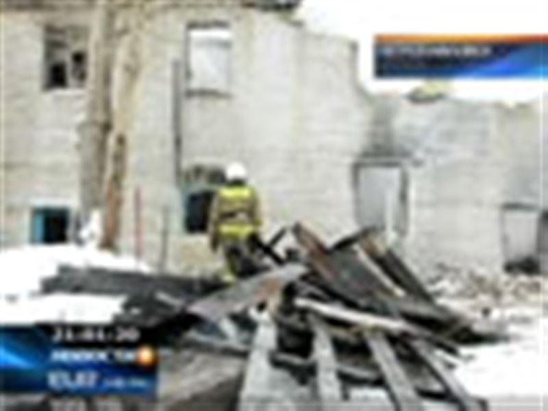 Страшная статистика: всего за сутки жертвами пожаров в Казахстане стали 9 человек