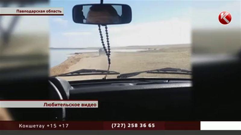 Павлодарские полицейские гоняются за жителями, считая  их браконьерами